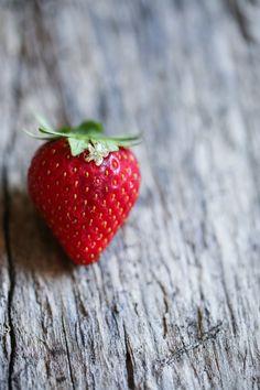 Strawberry by Rebecka G. Sendroiu - Photo 212335047 / 500px