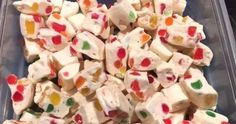 This Nougat Recipe Will Remind You Of Christmas As A Kid