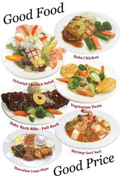 Tante S Island Cuisine Kahului Maui Seaside Best Filipino Food Http Www