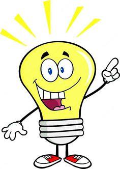 Light Bulb Clip Art Vector Clip Art Online Royalty Free