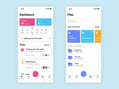 Projects & Tasks manager App designed by Dasha Polishchuk. Connect with them on Dribbble; Sales Dashboard, Dashboard App, Mobile Ui Design, App Ui Design, Interface Design, Android Design, Android Ui, Form Design Web, Drive App