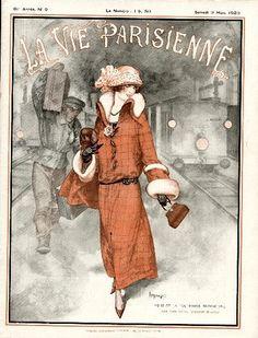 La Vie Parisienne - Train   Flickr - Photo Sharing!