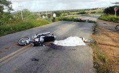 NONATO NOTÍCIAS: ACIDENTE ENVOLVENDO MOTO E CAMINHÃO DEIXA UM MORTO...