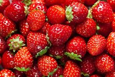 6 Foods That Taste Better In June Than They Will All Year: Some tasty strawberries may arrive in May, but June has some especially delicious varieties.