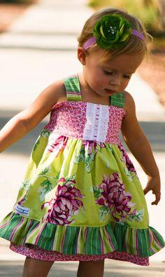 cute toddler girl dress