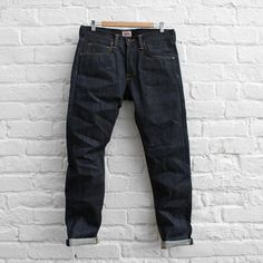 EDWIN Jeans - ED-55 Relaxed - Red Listed Selvage - £119.99