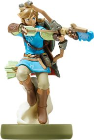 Link (Archer) amiibo photo
