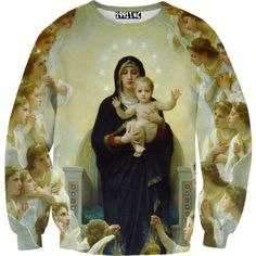 ☮♡ Mary Sweater ✞☆  Next Christmas' Sweater Party Gem