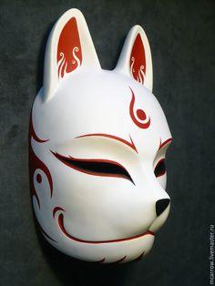 Anbu Mask, Japanese Fox Mask, Kitsune Mask, Mask Drawing, Steampunk Mask, Year Of The Rat, Cat Mask, Cool Masks, Masks Art