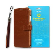 Zenus Galaxy Note 3 Lettering Diary Wallet Case Cover