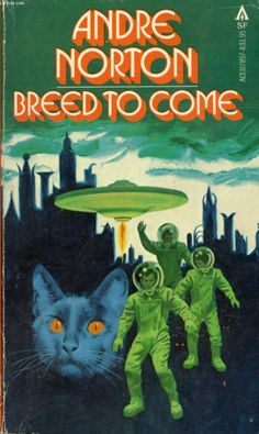 gameraboy: Breed to Come by Andre NortonAce Books 1980