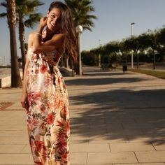 Popularne maxi haljine za vruće ljetne dane