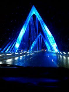 Puente atirantado, Guadalajara Jalisco.