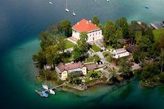 Schloss Maria Loretto (©Stadtpresse Klagenfurt_Kulterer)