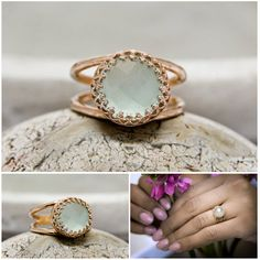 Do you like rose gold? #ring #jewellery #jewelry #gemstone #stones #gold #rosegold #golden #silver #sterlingsilver #handmade #fashion #handpickedclub @handpicked_club