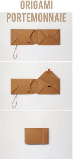 How To Origami Origami Purse Origami Coin Purseorigami Purse