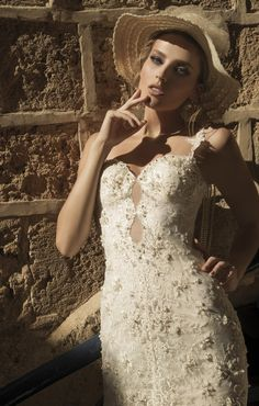 Galia Lahav Spring 2015   La Dolce Vita Bridal Collection - Belle The  Magazine. Designer Wedding Dresses 706dbbe54b1a