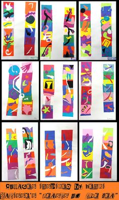 ART with Mrs. A: Abstract Art and Henri Matisse
