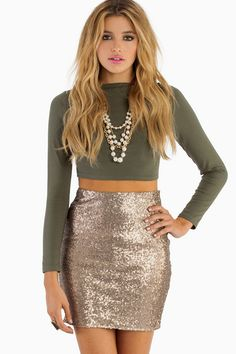 Tobi Be Seen Sequin Pencil Skirt Pretty Outfits, Beautiful Outfits, Nye Outfits, Pretty Clothes, Beautiful Clothes, Winter Outfits, Sequin Pencil Skirt, Pencil Skirts, Dress Me Up