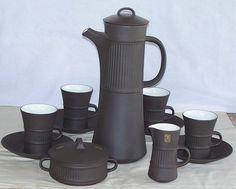 Dansk IHQ Flameware Coffee service