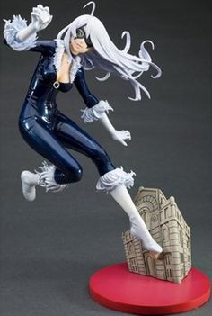 Black Cat Bishoujo Statue