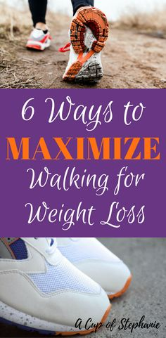 6 Way to Maximize Walking for Weight Loss | Weight Loss | Fitness | Healthy Living
