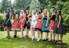 Rock n roll wedding A&J – adleite – album na Rajčeti Rockabilly Dresses, Wedding Girl, Rock Concert, Rock N Roll, Lily Pulitzer, Retro, Girls, Beautiful, Fashion