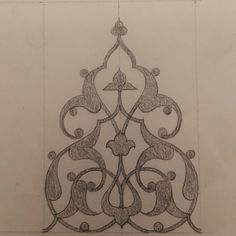 Rumi sketch#islamicart#finearts#exercise#calligraphic#tazhib#ornamentation#illumination#pencildrawing#istanbul