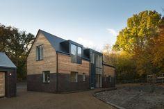 Inside Out Architecture: Malthouse Hopyard, Hawkhurst, Kent, UK.