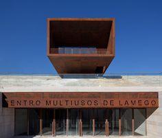 Lamego Pavilion in Portugal (exterior)