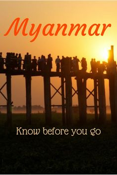 The ultimate Myanmar travel guide with over 100 tips including costs, accommodation, getting around, food, culture, health and safety and sightseeing tips.
