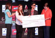 Bruno helps kids affected by Yolanda | Entertainment, News, The Philippine Star | philstar.com