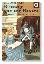 Beauty and the Beast- Ladybird books