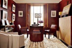 Edward Siegel and Ernest De La Torre Renovate a New York Penthouse Photos | Architectural Digest