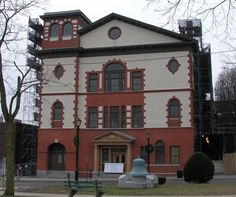 Historic Buildings of Connecticut » Blog Archive » Sterling Opera House (1889)