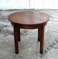 200 Zł Sprzedam Stary Rozkładany Drewniany Stół Wymaga Odświeżenia