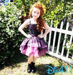 Francesca Capaldi So Pretty For The 2014 Radio Disney Music Awards