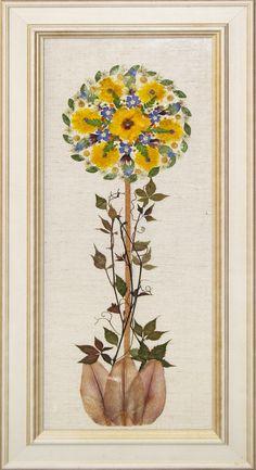 Evelyn Ruhnke Pressed Flowers Algona, Iowa 50511