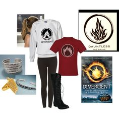 """""""Fangirl costume 2"""" by heedenfield on Polyvore"""