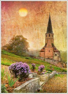 The village entrance   Andlau - Alsace - France   Jean-Michel Priaux   Flickr
