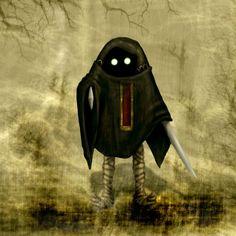 Les Garos, des âmes fantomatique et secrètes au service du roi Ikana (Majora's Mask).