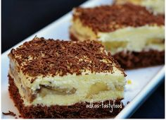 Pečenie Archives - Page 4 of 78 - NajRecept. Sweet Recipes, Tiramisu, Baking Recipes, Food And Drink, Ethnic Recipes, Glass, Cake Recipes, Deserts, Hampers