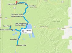 How often have you wanted to get away for the weekend but couldn't come up with what to do? Here's a weekend itinerary where you don't have to plan a thing. It's all planned out for you. All you have to do is get in the car and go. Here's the perfect weekend itinerary, especially if you love exploring Wyoming's waterfalls.