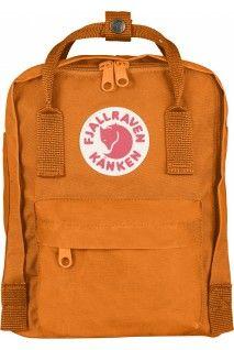 f59ebe81dc3 Fjallraven Kanken Mini Backpack Burnt Orange  kanken  backpack  fashion  Kanken Mini