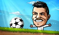 Puppet Soccer Champions - http://www.allgamesfree.com/puppet-soccer-champions/  -------------------------------------------------  Have you got the Golden Boot of Messi? Skills of Neymar, speed of Cristiano Ronaldo? Lace up your boots and pull your shirt on: this game was made for you.   -------------------------------------------------  #SportsGames