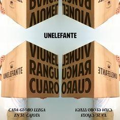 The Big Box #packaging #kraft #branding by UNELEFANTE www.unelefante.mx