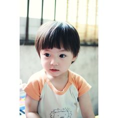 Leo William Recipon @ ❤ liked on Polyvore featuring site models, asian, baby, children and kids