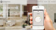 Dymotics, transforma tu smartphone en un controlador universal a distancia.