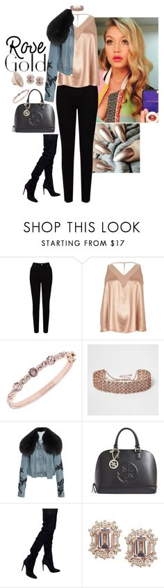 """Untitled #752"" by fatyhnrqz94 ❤ liked on Polyvore featuring EAST, River Island, Givenchy, Jonathan Simkhai, GUESS, Balmain, Avenue and plus size clothing"