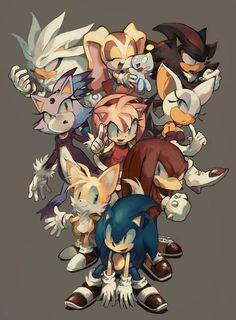 Sonic Crew~